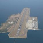 長崎空港空撮